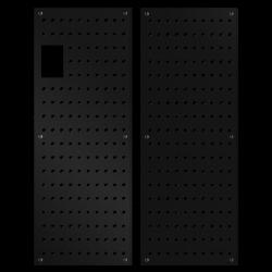Two Piece Door Pegboard Set