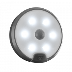 6 LED With Motion Sensor